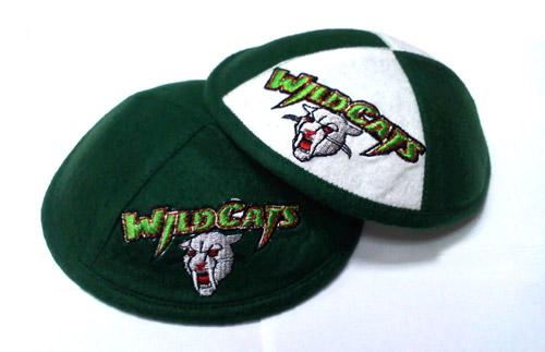 Multi Color Felt - DRS Wildcats